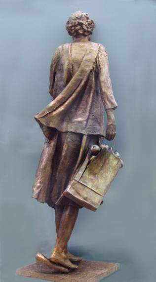St. Gianna (back)