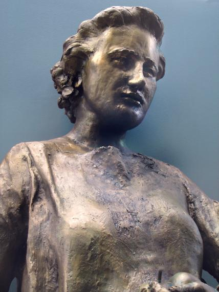 St. Gianna Beretta Molla close-up