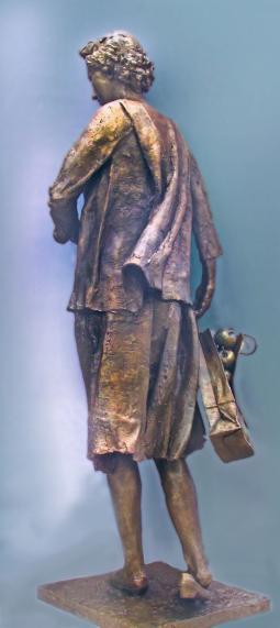 St. Gianna Left Side