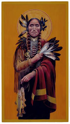 Lakota Archangel Raphael