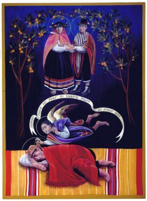 Joseph's Dream (Guatemalan)