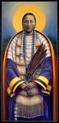 Lakota Queen Mother (Madonna)