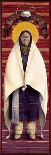 Hopi Annunciation