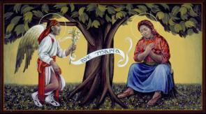Guatemalan Annunciation