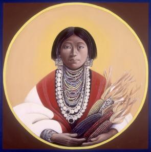 Hopi Corn Maiden