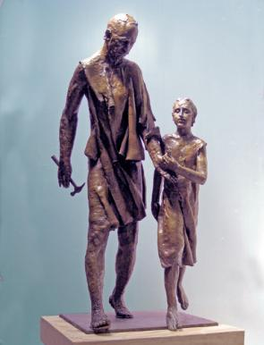 Saint Joseph and the Child, Jesus