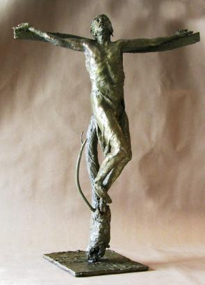 Tree-of-Life Crucifix